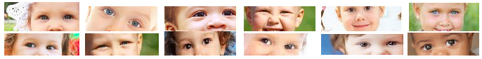 Child and Infant Eyes
